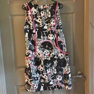 Lilly Pulitzer's Panda Shift Dress
